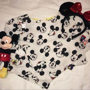 H&M Disney long sleeve
